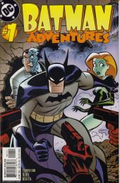 Batman Adventures (2003) -1- No asylum