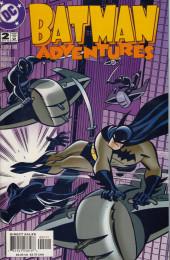 Batman Adventures (2003) -2- Free man