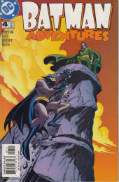 Batman Adventures (2003) -4- Need to know