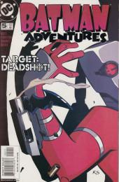 Batman Adventures (2003) -5- Shot to the heart