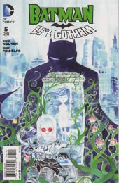 Batman: Li'l Gotham (2013) -5- Batman: Li'l Gotham #5
