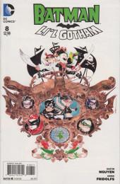 Batman: Li'l Gotham (2013) -8- Batman: Li'l Gotham #8