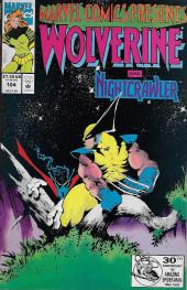 Marvel Comics Presents Vol.1 (Marvel Comics - 1988) -104- Male Bonding Part 4