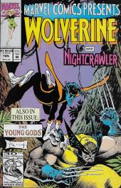 Marvel Comics Presents Vol.1 (Marvel Comics - 1988) -105- Male Bonding Part 5