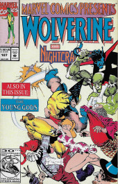 Marvel Comics Presents Vol.1 (Marvel Comics - 1988) -107- Male Bonding Part 7