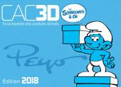 (DOC) CAC3D -10- CAC3D - édition 2018 - Les Schtroumpfs & Cie