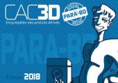 (DOC) CAC3D -9- CAC3D - Édition 2018 - Para-BD - Spécial Résine