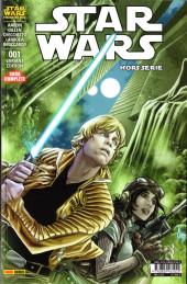 Star Wars (Panini Comics - 2017) -HS1VC- La citadelle hurlante