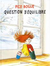Pico Bogue -3Ind- Question d'équilibre