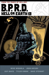 B.P.R.D. Hell on Earth (2010) -HC06- Hell on Earth Volume 1