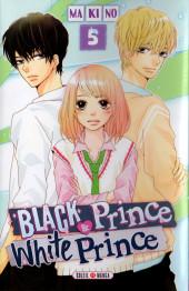 Black Prince & White Prince -5- Tome 5