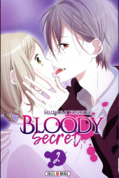 Bloody secret -2- Tome 2