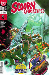 Scooby Apocalypse (2016) -21- Malled!