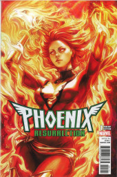 Phoenix Resurrection: The Return of Jean Grey (2017) -1VC- Chapter One: Frustrate the Sun