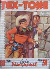 Tex-Tone -53- Le mocassin rouge