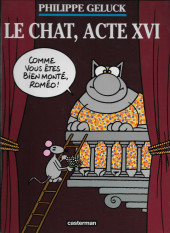 Le chat -16a17- Le chat, acte XVI