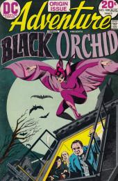 Adventure Comics (1938) -428- Black orchid