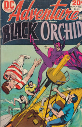 Adventure Comics (1938) -429- Challenge to the Black Orchid