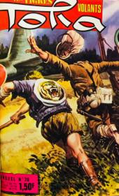 Tora - Les Tigres Volants -20- Le siège