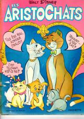 Walt Disney (Hachette et Edi-Monde) - Les Aristochats