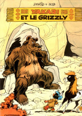 Yakari -5a83- Yakari et le Grizzly