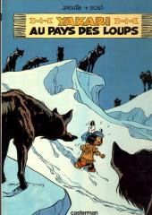 Yakari -8a1983- Au pays des loups