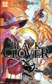 Black Clover -10- Tome 10