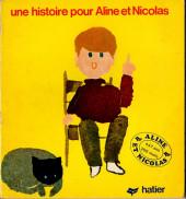 Aline et Nicolas -2- Une histoire pour Aline et Nicolas