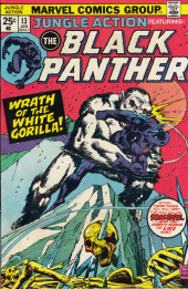 Jungle Action Vol.2 (Marvel - 1972) -13- The god killer