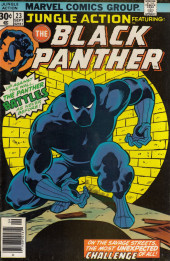 Jungle Action Vol.2 (Marvel - 1972) -23- A life on the line
