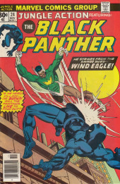 Jungle Action Vol.2 (Marvel - 1972) -24- Wind eagle in fight