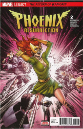 Phoenix Resurrection: The Return of Jean Grey (2017) -2- Chapter Two: All Lesser Birds