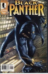 Black Panther Vol.3 (Marvel - 1998) -1- The client
