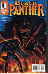 Black Panther Vol.3 (Marvel - 1998) -2- Invasion