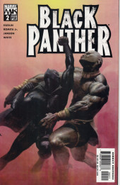 Black Panther Vol.4 (Marvel - 2005) -2- Who is the Black Panther? Part two