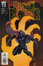 Black Panther Vol.4 (Marvel - 2005) -3- Who is the Black Panther? Part three