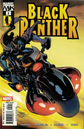 Black Panther Vol.4 (Marvel - 2005) -5- Who is the Black Panther? Part five