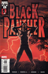 Black Panther Vol.4 (Marvel - 2005) -6- Who is the Black Panther? Part six