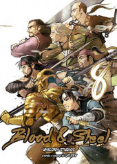 Blood & Steel - Tome 8