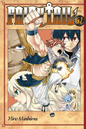 Fairy Tail -61TL- Tome 61