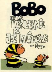 Bobo -MR1746- Bobo et la vengeance de joe la candeur