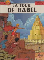 Alix -16a1984- La tour de Babel