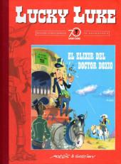 Lucky Luke (Edición Coleccionista 70 Aniversario) -52- El elixir del doctor Doxio
