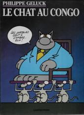 Le chat -5a1993a- Le Chat au Congo