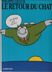 Le chat -2a87a- Le Retour du Chat