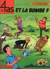 Les 4 as -13a80- Les 4 as et la bombe F