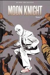 Moon Knight (100% Marvel - 2017) -3- Naissance et mort