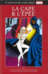 Marvel Comics : Le meilleur des Super-Héros - La collection (Hachette) -52- La Cape et l'Epée