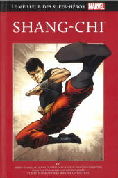 Marvel Comics : Le meilleur des Super-Héros - La collection (Hachette) -53- Shang-Chi