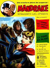 Mandrake (1re Série - Remparts) (Mondes Mystérieux - 1) -383- L'homme qui coupait le ciment